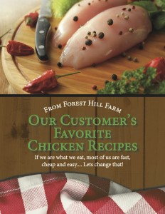 Our customer's favorite chicken recipes